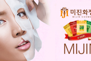 Корейские тканевые маски для лица Mijin