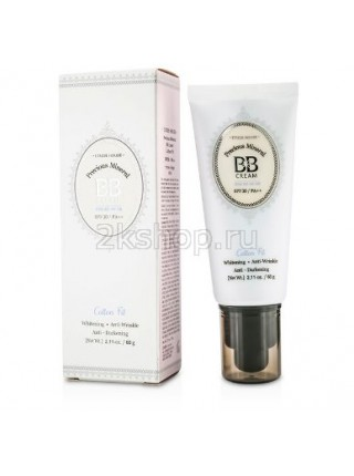 ББ Крем минеральный Etude house Precious Mineral BB Cream Cotton Fit #W24