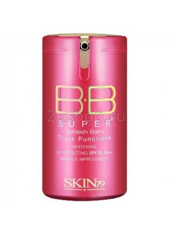 Skin79 Super plus beblesh balm triple functions spf30 pa++ (hot pink) ББ крем