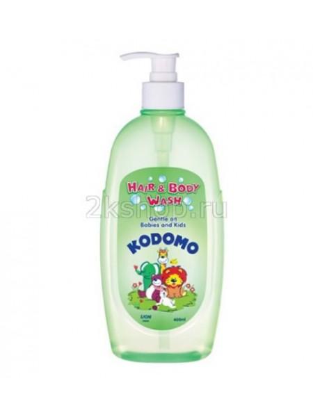 """LION KODOMO Средство для мытья """"От макушки до пяточек"""" для детей"""