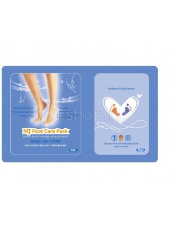 Mijin Foot Care Pack  Маска для ног с гиалуроновой кислотой