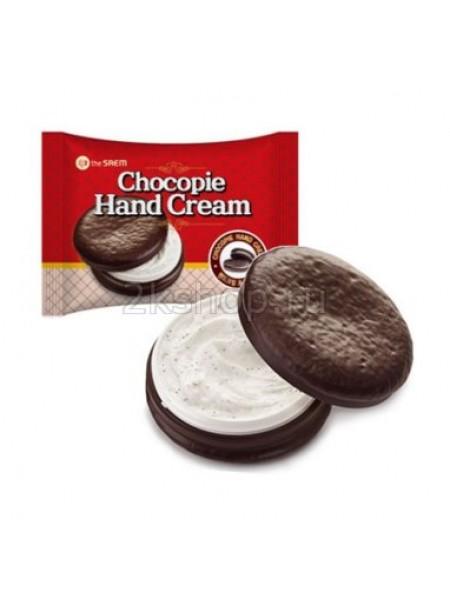 The Saem Chocopie Hand Cream Cookies & Cream Крем для рук печенье со сливками