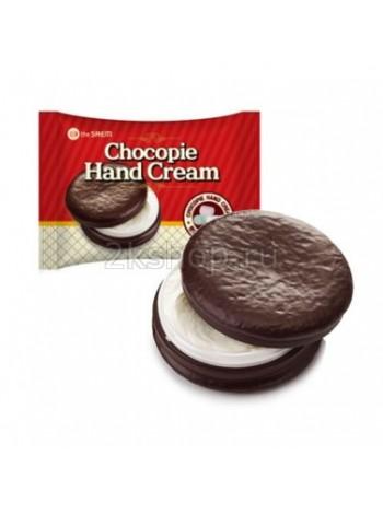 Крем для рук  Чокопай -Зефирка The Saem Chocopie Hand Cream Marshmallow