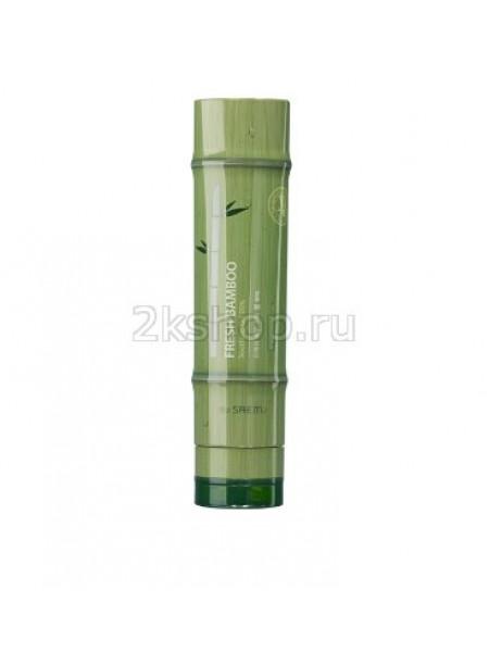 The Saem Fresh Bamboo Moisturizing Gel 99% Гель для тела с экстрактом бамбука