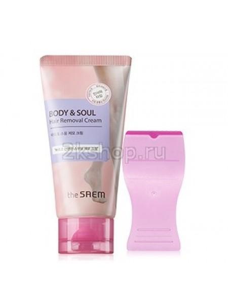 The Saem BODY & SOUL Hair Removal Cream Крем для депиляции
