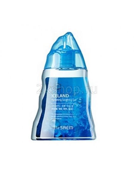 The Saem Iceland Hydrating Soothing Gel  Увлажняющий гель для тела