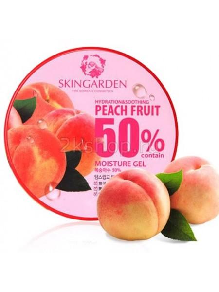 Berrisom Peach Fruits 50% Moisture Gel Многофункциональный гель с персиком