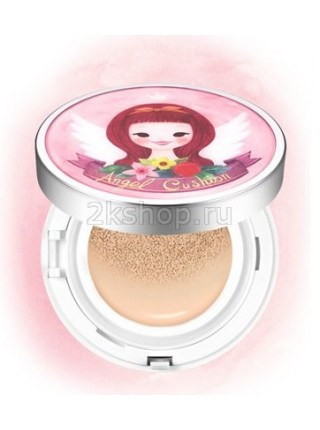 Secret Key  Face Coating Angel Cushion(new)_pure angel  Кушон