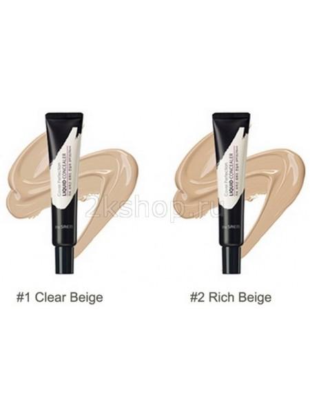 The Saem Cover Perfection Tip Concealer  Clear Beige Консилер для маскировки недостатков кожи