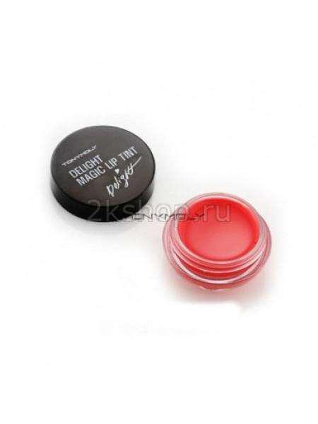 Tony Moly Тинт для губ легкий волшебный Delight Magic Lip Tint 03 Red Berry