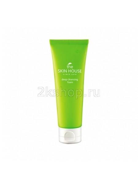 The Skin House Deep Cleansing foam  Пенка для глубокого очищения кожи