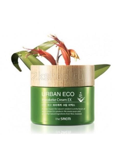 The Saem Eco Harakeke Cream (60ml) Питательный крем с экстрактом корня новозеландского льна