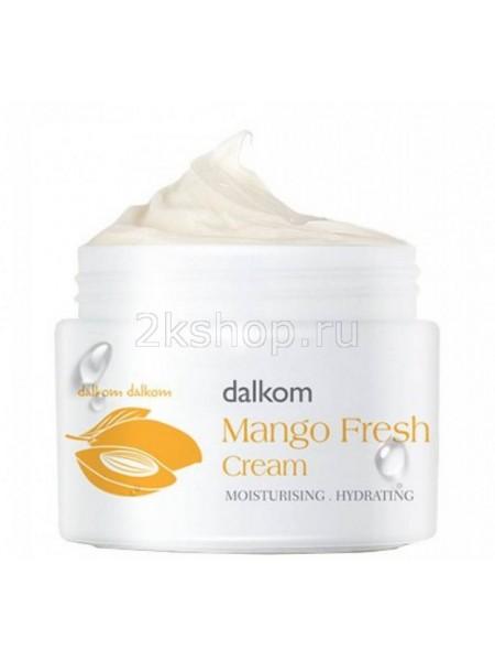 Увлажняющий крем для лица с  манго The Skin House Mango fresh cream