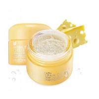 Питательный сырный крем для лица Mizon Cheese repair cream