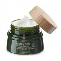 The Saem Urban Eco Harakeke Fresh Root Cream Освежающий крем с экстрактом корня новозеландского льна