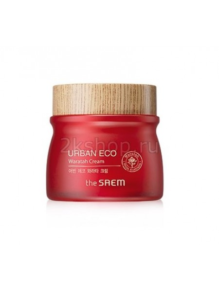 The Saem Urban Eco Waratah Cream Крем для лица с экстрактом телопеи
