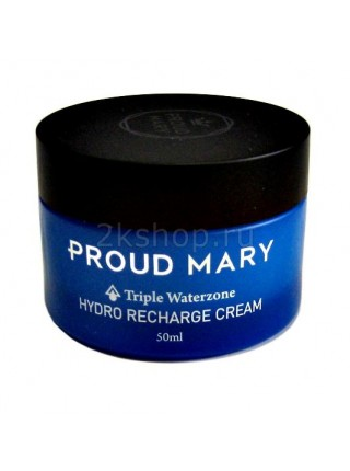 Proud Mary Triple Water Zone Hydro recharge cream Крем для лица глубокого увлажнения