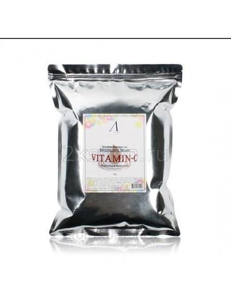 Anskin Vitamin-C Modeling Mask (Size)  Маска альгинатная с витамином С