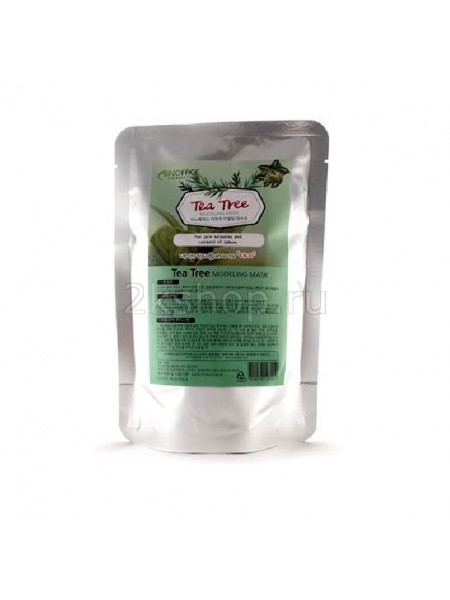 Inoface Tea Tree Modeling Mask 200g  Альгинатная маска с маслом чайного дереева