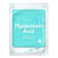 Тканевая маска с гиалуроновой кислотой Mijin Hyaluronic Acid mask pack