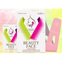 Rubelli Beauty Face extra sheet   Маска сменная для подбородка и подтяжки контура лица