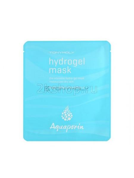 Маска гидрогелевая с аквапоринами  Tony Moly Aquaporin Hydrogel Mask
