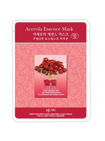 Mijin Acerola Essence Mask Маска тканевая ацерола
