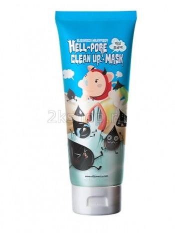 Elizavecca Hell-Pore Clean Up Mask Маска-пленка для очищения пор