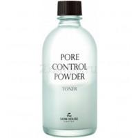 Тоник для сужения пор The Skin House Pore Control Powder Toner