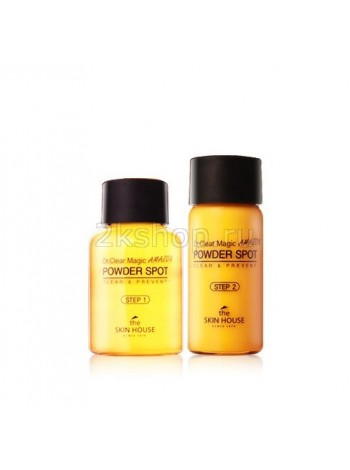 The Skin House Dr. Clear Magic Powder Spot Amazon Комплекс для ухода за проблемной кожей