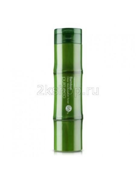 Tony Moly Pure eco bamboo clean water fresh toner  Тоник для лица