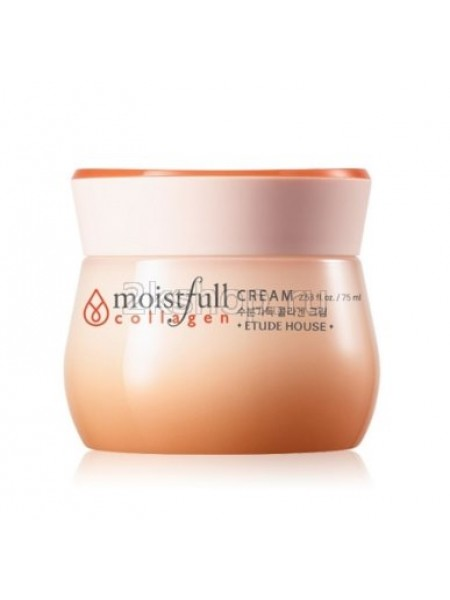 Etude house Moistfull Collagen Cream Крем для лица коллагеновый
