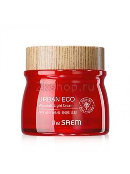 The Saem Urban Eco Waratah Light Cream Крем-гель для лица легкий с экстрактом телопеи