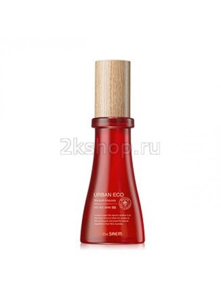 Эссенция с экстрактом телопеи  The Saem Urban Eco Waratah Ampoule