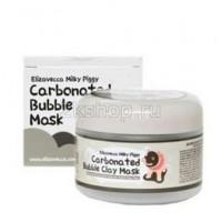 Elizavecca Carbonated Bubble Clay Mask Маска для лица глиняно-пузырьковая