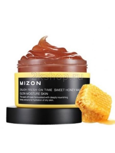Mizon Enjoy Fresh-On Time Sweet Honey mask Маска для лица