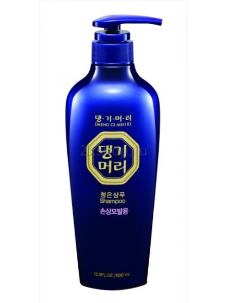 Daeng Gi Meo Ri Chungeun Shampoo  Шампунь для поврежденных волос 500мл
