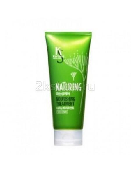KeraSys Naturing  Маска для волос с морскими водорослями Уход за за кожей головы