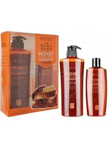 Daeng Gi Meo Ri Professional Honey Therapy Шампунь в наборе 500мл+200мл