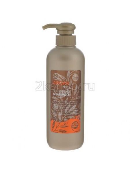 Mukunghwa Rossom Argan Shampoo шампунь (аргана)