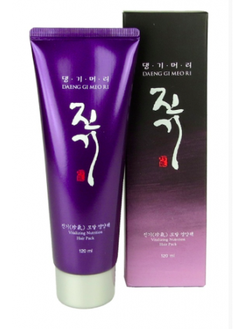 Daeng Gi Meo Ri Vitalizing Nutrituon Hair Pack Виталайзинг Питающая маска для волос