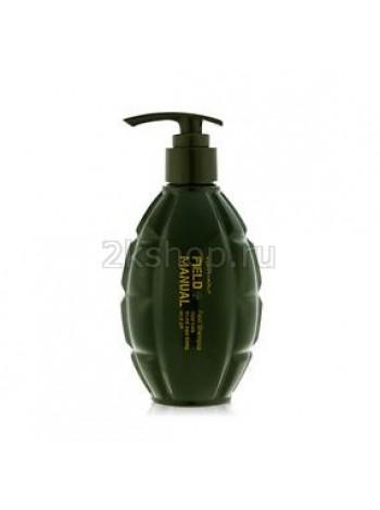 Tony Moly Field manual fast shampoo Шампунь для мужчин