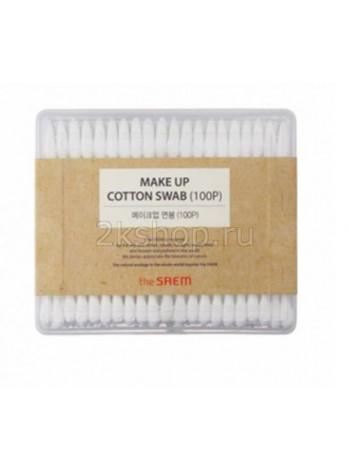 The Saem Makeup Cotton Swab Ватные палочки