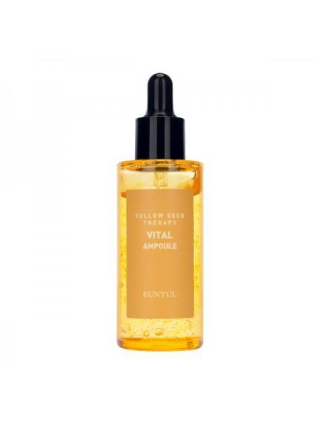 Ампульная сыворотка для тусклой кожи EUNYUL Yellow Seed Therapy Vital Ampoule 50ml