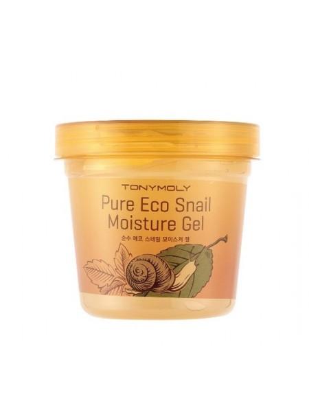 Уулиточный гель Tony Moly Pure Eco Snail Moisture Gel