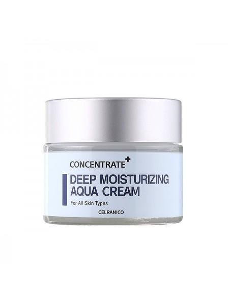 Крем для глубокого увлажнения кожи CELRANICO Deep Moisturizing Aqua Cream 50ml