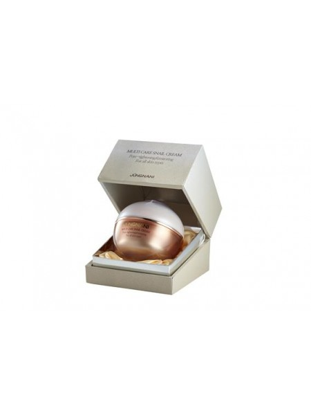 Многофункциональный крем с муцином улитки JUNGNANI Multi Care Snail Cream