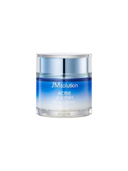 Крем с экстрактом медузы JMsolution Active jellyfish vital cream prime, 60мл