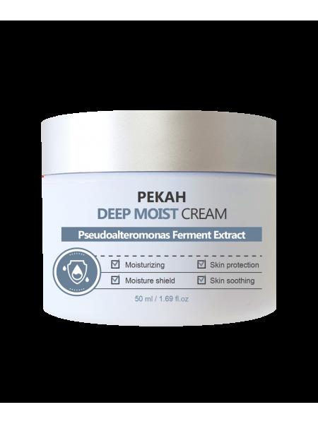 Увлажняющий крем для лица Pekah Deep Moist Cream  50 мл