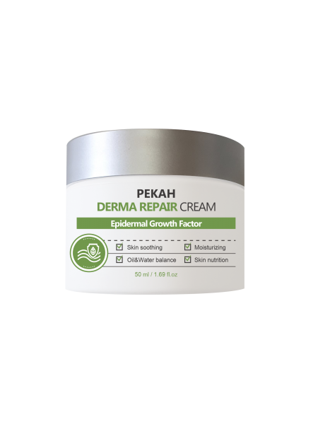 Восстанавливающий крем  с пептидами Pekah Derma Rapair Cream EGF
